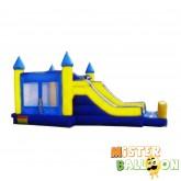 BLUE CASTLE Bouncy Castle