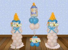 Baby Boy Standing Balloon