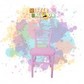 Pink Kiddie Chair New Arrival