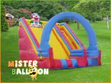 CLOWN Sliding Castle