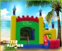 COMBO Bouncy Castle