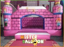 PINK Bouncy Castle