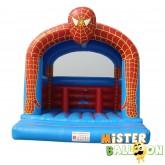 SPIDERMAN  WEB Bouncy Castle