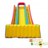 YELLOW Sliding Castle