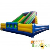 3 IN 1 SLIDING CASTLE