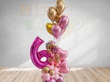 LOL Surprise Balloon Bouquet