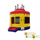 CAKE Bouncy Castle