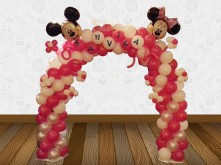 MINNIE MOUSE ARCH BALLOON